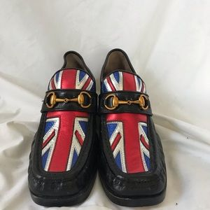 Gucci Heeled Loafers